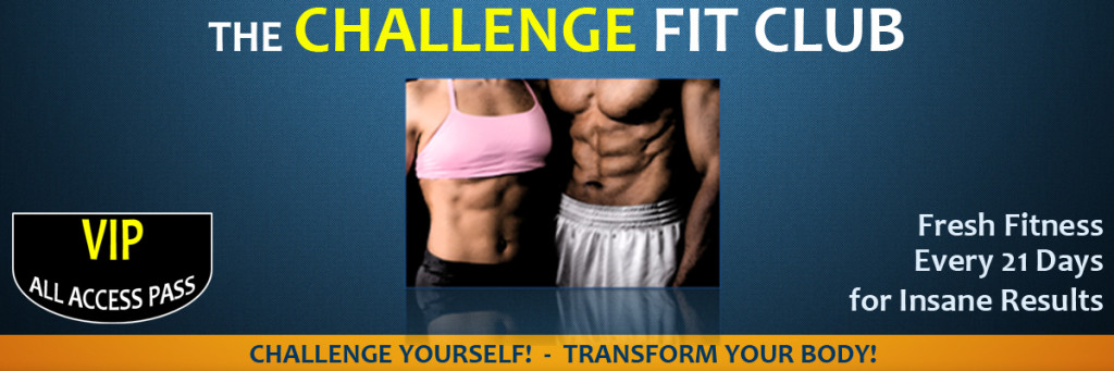 New Year New You VIP Coaching Challenge Site Banner